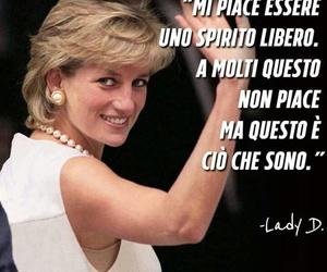 lady diana, frasi italiane, and italian phrases image