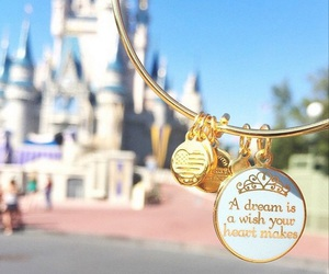 disney, Dream, and bracelet image