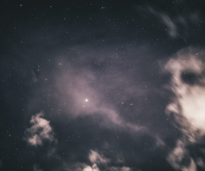 night, pretty, and sky image