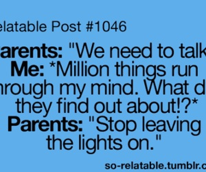 parents, funny, and true image