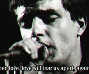 joy division, Lyrics, and ian curtis image