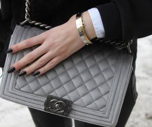 bag, cartier, and girl image