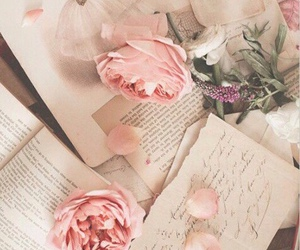 pink, romance, and rose image