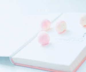 pastel and book image