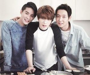 junsu, jyj, and jaejoong image