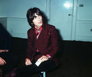 george harrison, the beatles, and music image