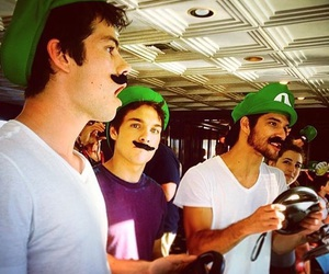wolf, tyler posey, and dylan o'brien image