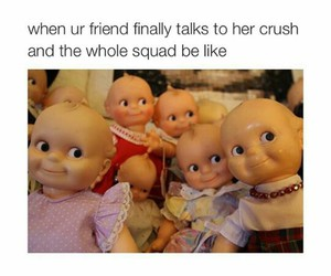funny, lol, and crush image
