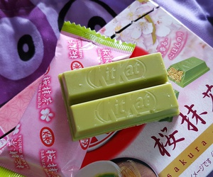japan, kitkat, and snacks image