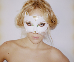 Chloe Sevigny, mask, and blonde image