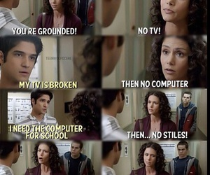 teen wolf and teen wolf yas image