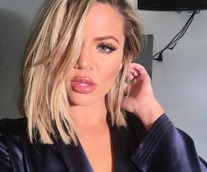 khloe kardashian, kardashian, and beauty image