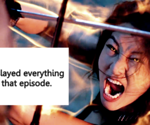 teen wolf, arden cho, and textpost image