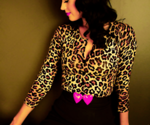 katy perry, leopard, and sexy image