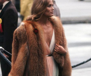 70s, oscars, and fur image