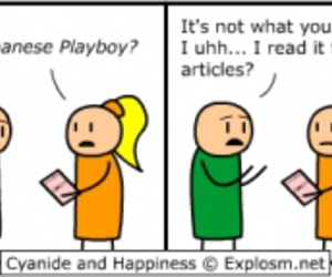 cyanide and happiness and silly image
