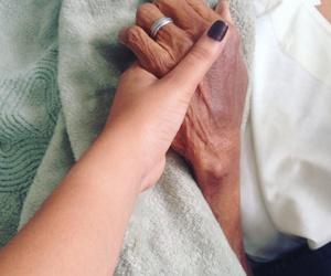 faith, grandma, and grandmother image