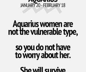 aquarius, women, and aquarius women image