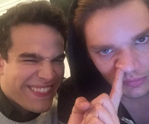 shadowhunters, alberto rosende, and dominic sherwood image