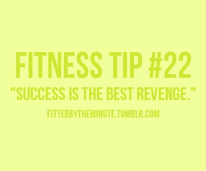 fitness, fit, and fitspo image