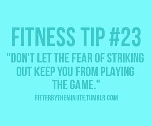 fitness, tips, and fitspo image