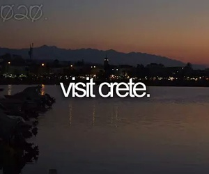 before i die, crete, and life image