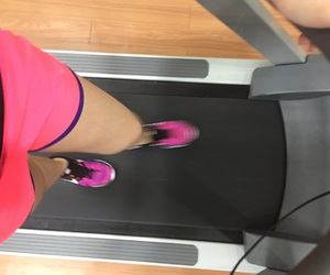 blur, exercise, and fit image