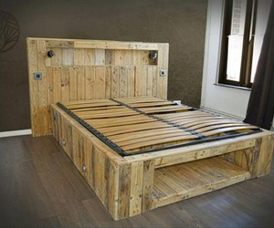diy projects, pallet ideas, and pallets image