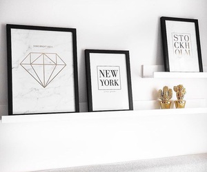 bedroom, details, and diamond image