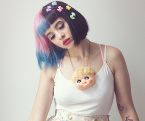 melanie martinez, cry baby, and singer image