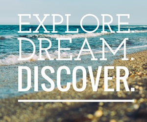 Dream, easel, and explore image