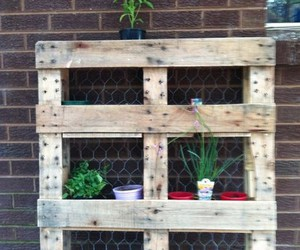 pallet recycled, pallet creations, and pallet ideas image
