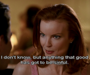 Desperate Housewives, life, and sin image