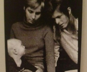 david bowie, angie bowie, and duncan jones image