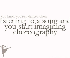 dance, dancer, and music image