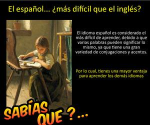 palabras, ingles, and idioma image