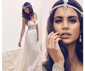 bride, wedding, and Dream image