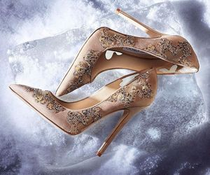 fashion, shoes, and Jimmy Choo image