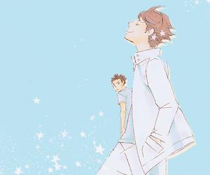 hinata, nekoma, and manga image