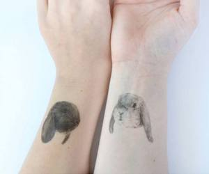 animals, arm, and art image
