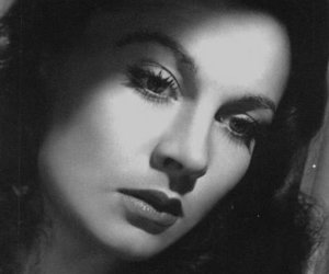 vivien leigh and vintage image