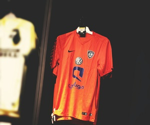 t-shirt, alhilal, and hfc image