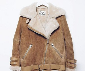 fashion, acne, and jacket image