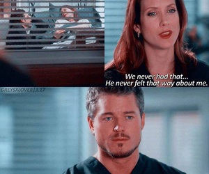 kate walsh, grey's anatomy, and mark sloan image
