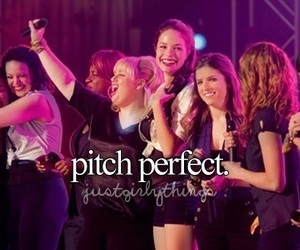 pitch perfect, movie, and just girly things image