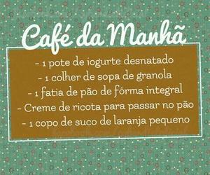 cafe da manha, saude, and cozinhar image