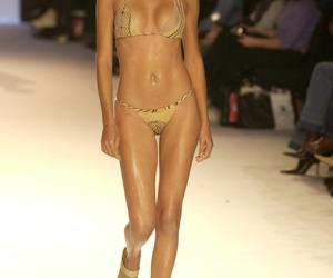 Adriana Lima, fashion show, and vsfs image