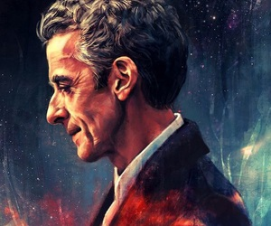 doctor who and art image