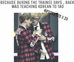 exo, exo facts, and tao image