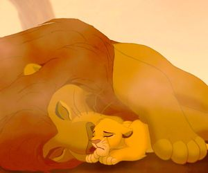 disney, photography, and the lion king image
